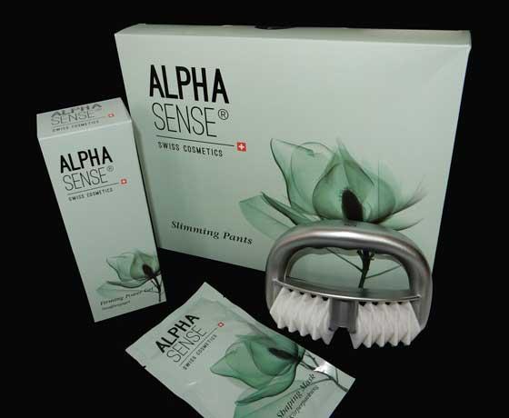 Alphasense gegen Cellulite
