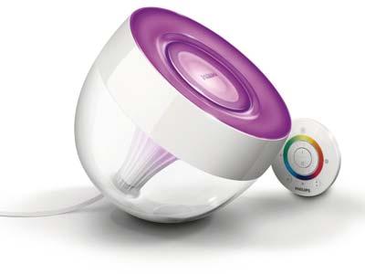 Philips Living Colors – Angenehme Licht - Wohlfühltipps für Zuhause