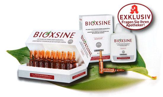 Bioxsine – die dauerhafte Lösung bei Haarausfall?