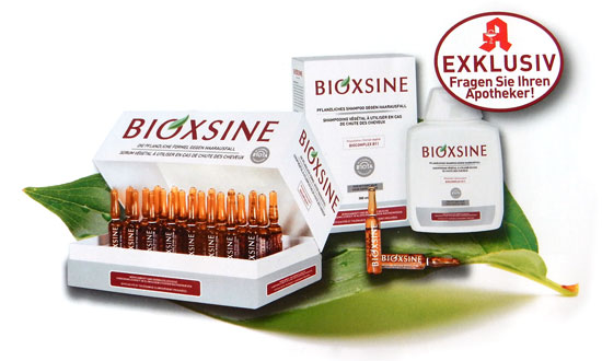 Bioxsine-Produkte-gegen-Haarausfall