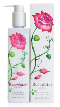 Crabtree & Evelyn Rosewater Bodylotion