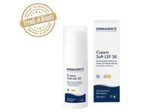 Gesunde Haut mit System – DERMASENCE Cream Soft LSF 30