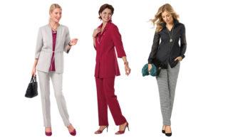 Damen Hosenanzug – ein Klassiker nicht nur fürs Büro