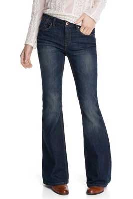Damen Schlag Jeans Trends 2015