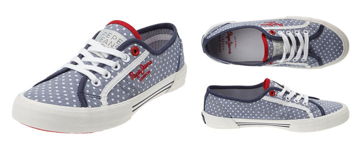 Damen Sneakers von Pepe Jeans London