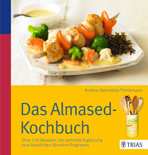 Abnehmen für Männer - das Kochbuch