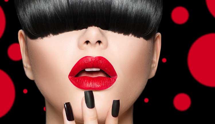 Die perfekte Lippenform