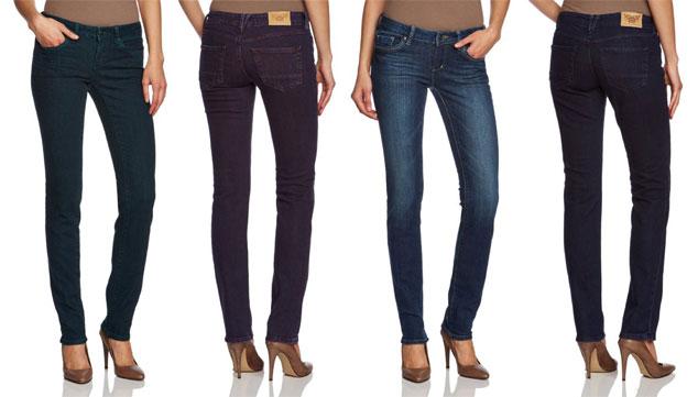 Die ideale Jeans für jeden Typ