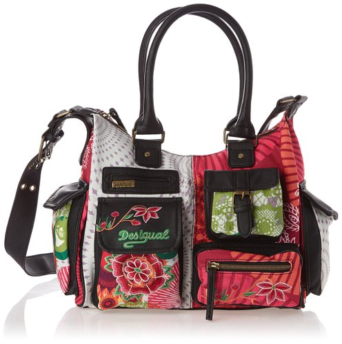 Handtasche von Desigual LONDON/FLOREADA CARRY