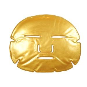 Gold Gesichtsmaske mit Hyaluron