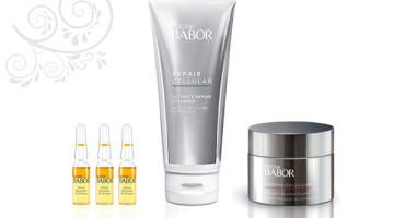 In 3 Schritten mit BABOR zur schöneren Haut