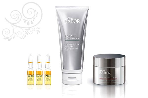 In 3 Schritten mit BABOR zu schoneren Haut