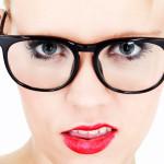 Make-up für Brillenträgerinnen