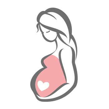 Mit Ritex zum Kinderwunsch - Schwangere Frau