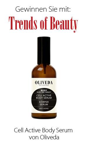 Oliveda Body Serum zu gewinnen