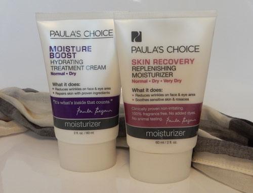 Paulas-Choice-Feuchtigkeitscremes