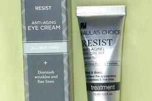 Anti-Aging für die Augen – Resist Anti-Aging Eye Cream von Paula`s Choice
