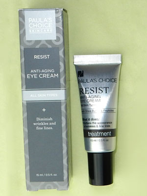 Resist Anti-Aging Eye Cream