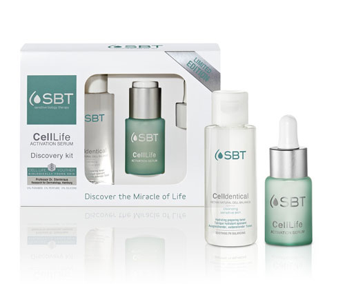 Probepackung CellLife Activation Serum mit Celldentical Toner