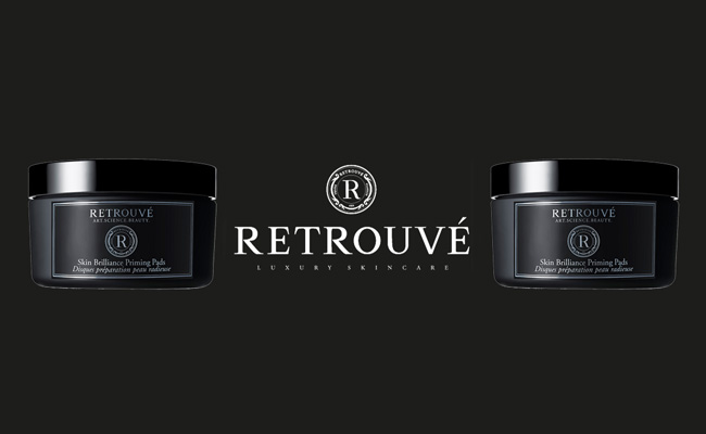 RETROUVE - Skin Brilliance Priming Pads