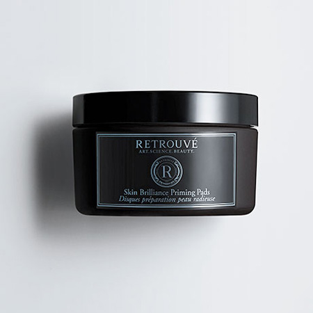 Skin Brilliance Priming Pads von RETROUVE