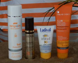Sonnenschutz mit Anti-Aging Wirkung – Testvergleich