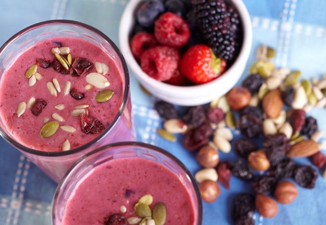 Superfoods und Nahrungsergänzungsmittel