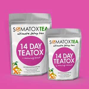 Teatox-Trend Detoxkur