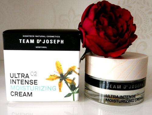 Ultra Intense Moisturizing Cream Dr Joseph