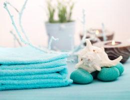 Wie man mit Wellness und Badesalzen Stress zu hause abbauen kann