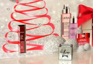 Glanzvolle Weihnachtszeit mit dem Lierac Adventskalender 2017