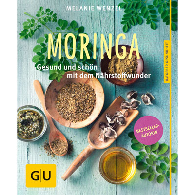 Moringa Buch - Melanie Wenzel