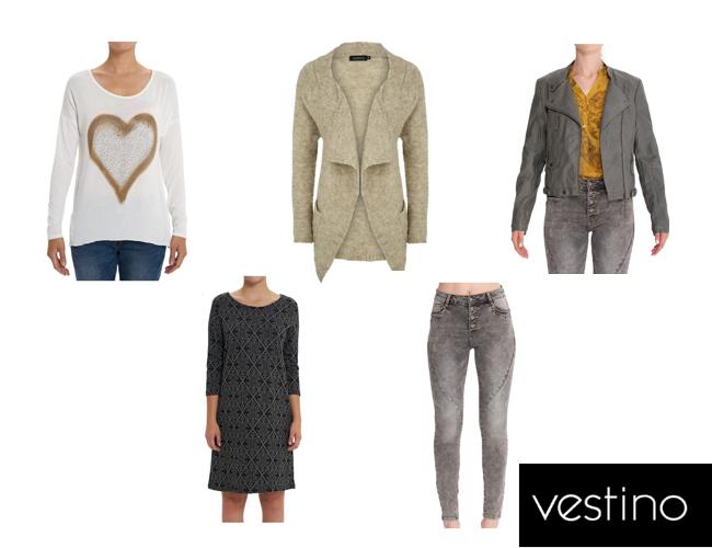 vestino: Stilvolle Looks müssen nicht teuer sein
